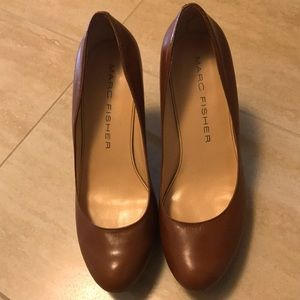 Marc Fisher Real leather shoes